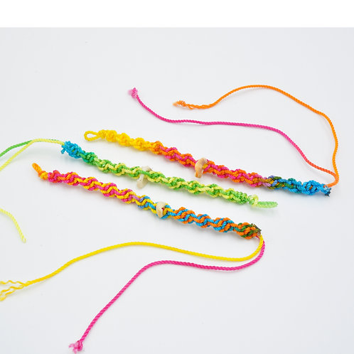 Color - World Peace Friendship Bracelets