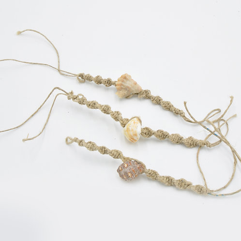 Hemp - World Peace Friendship Bracelets