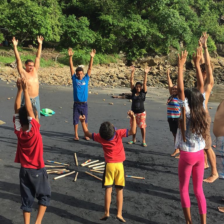 Nicaragua Immersion & Peace Stick Teacher Training