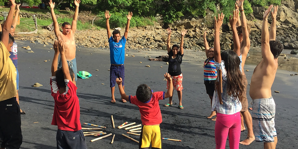 Nicaragua Immersion & Peace Stick Teacher Training