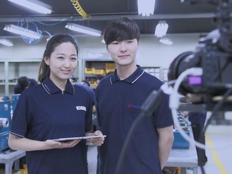 보라전기 기업홍보영상 : 주빌리프로덕션