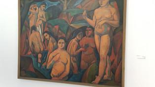Quelques peintres à découvrir ou redécouvrir parce que l ' Art ça nous fait du bien au Centre Es