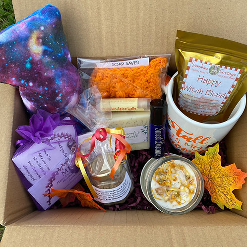 WE Care Package: FALL Edition