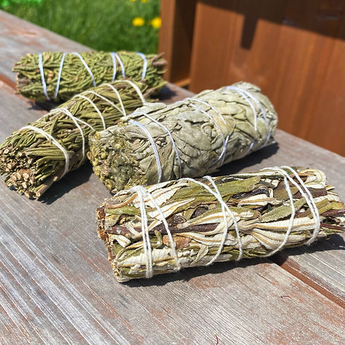 Smudge Stick Bundle