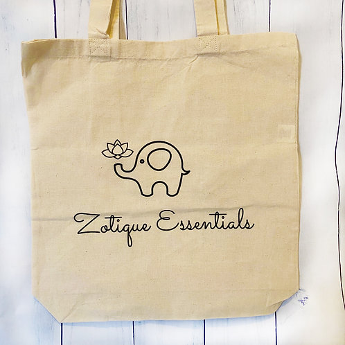 Zotique Essential Tote Bag