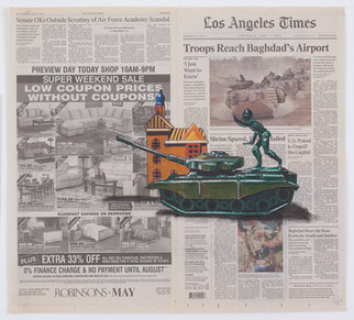 War–Newspapers