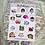 Thumbnail: DnD Classes Sticker Sheet