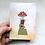Thumbnail: Autumn House Greetings Card