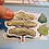 Thumbnail: Watercolour Trees Sticker Pack