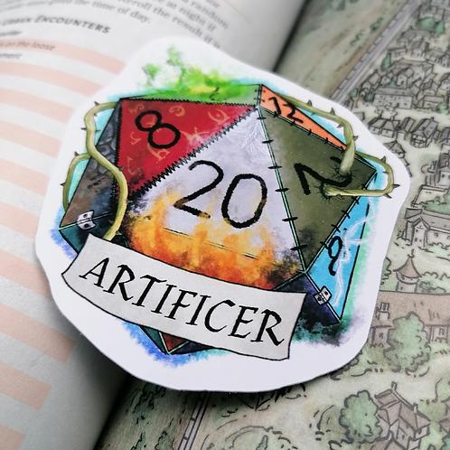 Articifer Sticker DnD