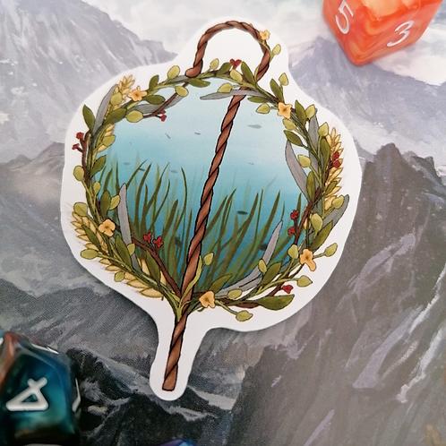 Melora Wildmother Sticker