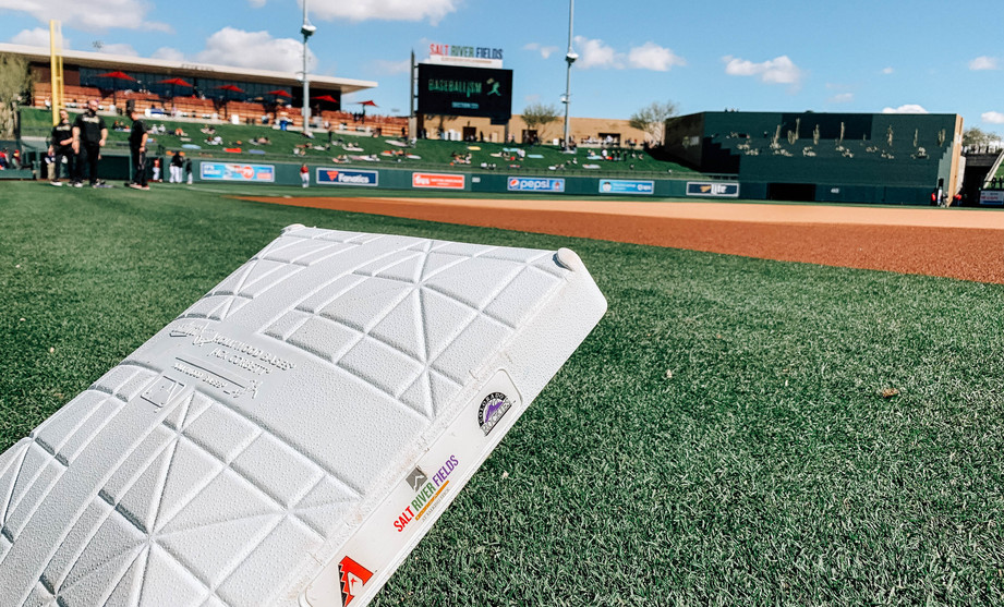 Spring Training Opening Day 2019, Salt River Fields