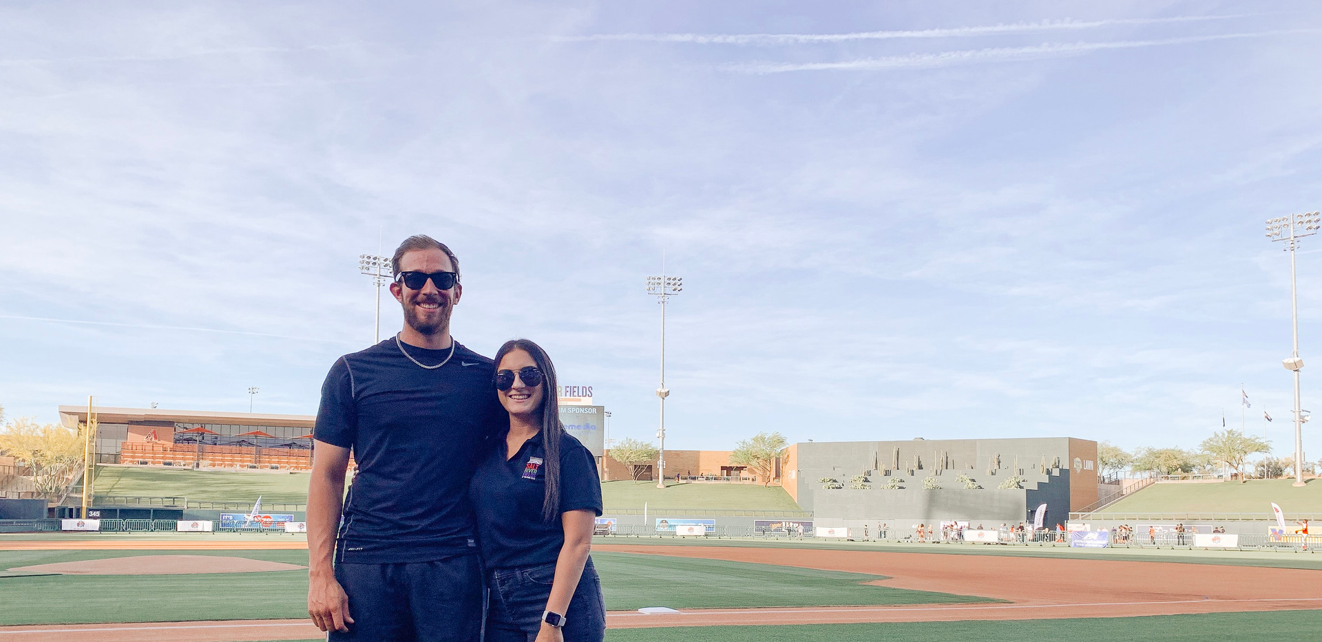 Larry Fitzgerald Celebrity Softball Game, 2019, Salt River Fields