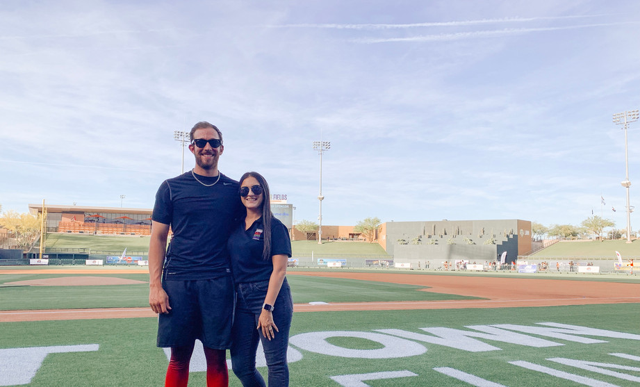 Larry Fitzgerald Celebrity Softball Game, 2019, Salt River Fields