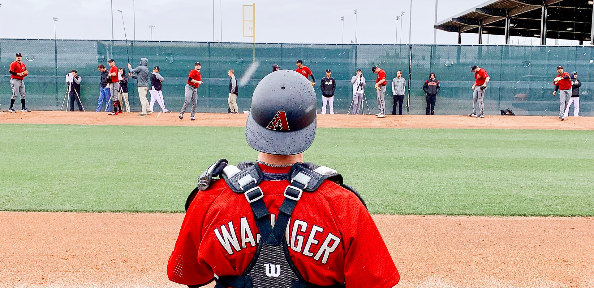 First Spring Training, 2019, Salt River Fields
