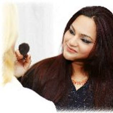 Makeup Artist Salma Khan