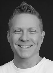 Makeup artist Jeff Davis
