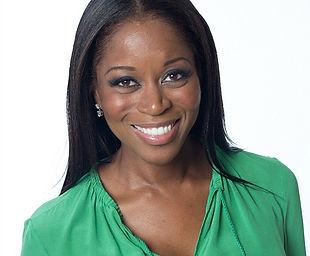 Host Andrea Bain