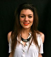 Makeup artist Emily Quinn