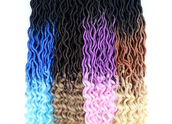 Aigemei Synthetic Goddess Faux Locs