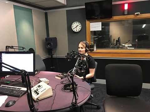 Jess's first live interview on Radio NZ | jlpawley