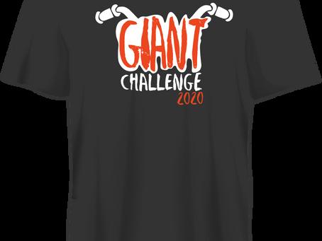 Giant Challenge T-Shirts!