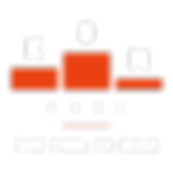 KOMFUEL Logo + TFTR (W&O for on black) [