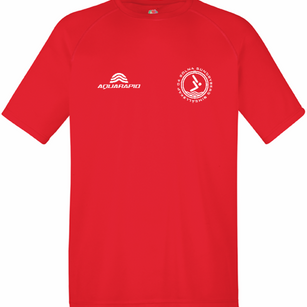 Röd t-shirt med logga.png