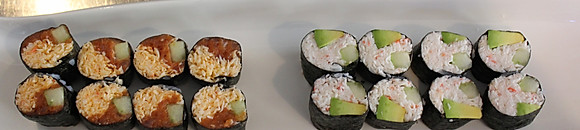 $10 Sushi Maki Lunch Special
