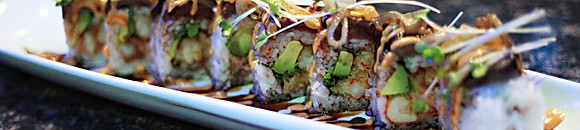 Half Off Texas Sushi