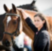 horse trainer equestrian dallas