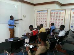 Classroom Accra