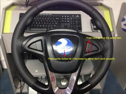 SSimulator Steering Wheel