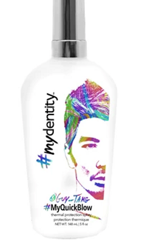 MyQuickieBlow Spray