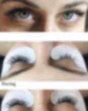 ☺️Lashes by _makeupbyhj ._._._Less makeu