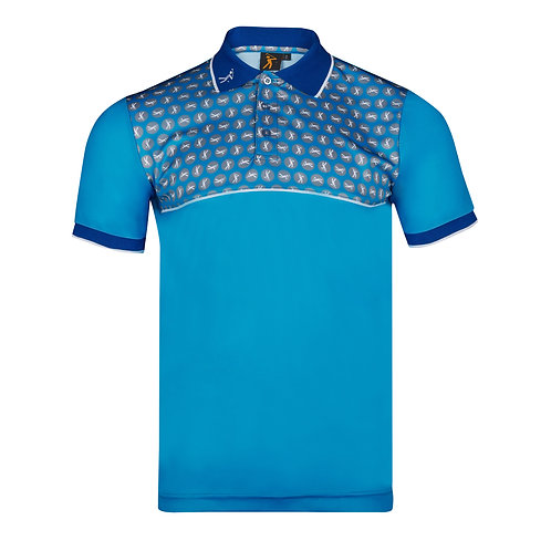 Marker Polo - Blue