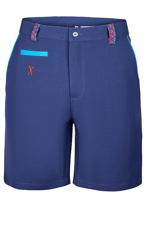 Contour Shorts - Blue