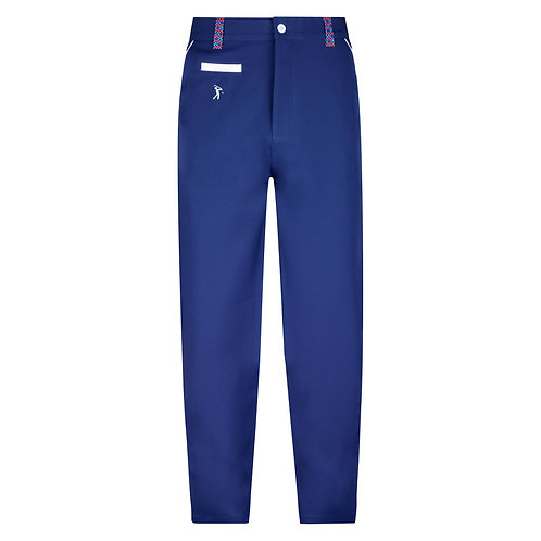 Contour Trousers - Blue