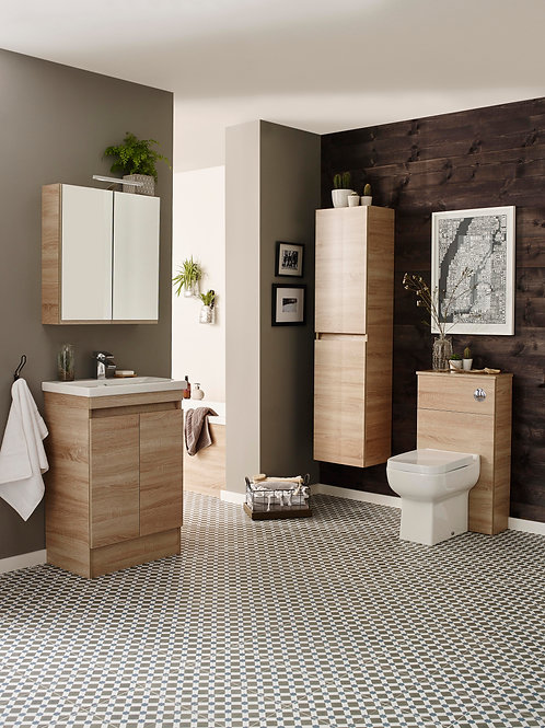 Ikon Natural Oak Furniture Range