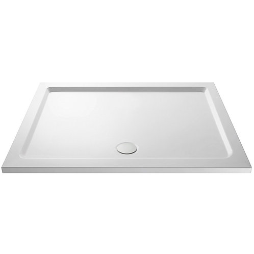 Pearlstone Shower Tray Rectangle 1500