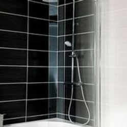 Shaped Bath Screens / Enclosures
