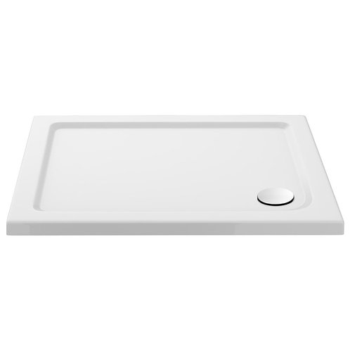 Pearlstone Shower Tray Rectangle 1200 x 800mm