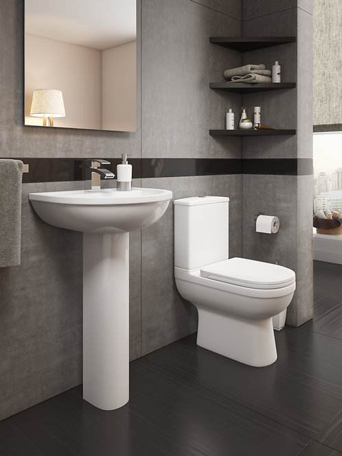 The Lifestyle 4 Piece Set including seat