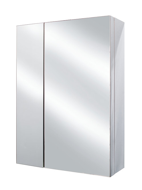 Mirror Cabinets - Polished Chrome