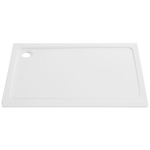 Stone Resin Low Profile Shower Tray Rectangle Small - Medium Range