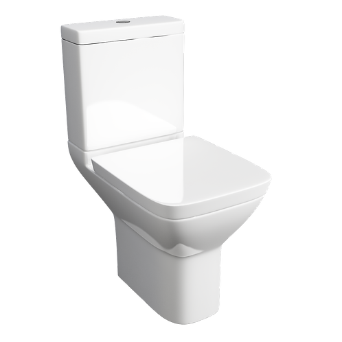 Close Coupled WC Pan Set