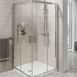 6mm Corner Entry Doors Shower Enclosures