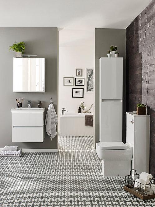 Ikon White Gloss Furniture Range