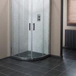 Caliza six Quadrant Enclosure with Easy Clean 6mm Glass