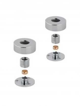 Round Fitting kit for Thermostatic mixer valves HPA